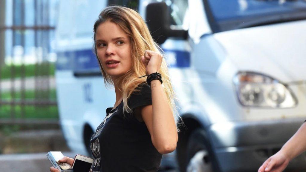 Veronika Nikulshina pussy riot