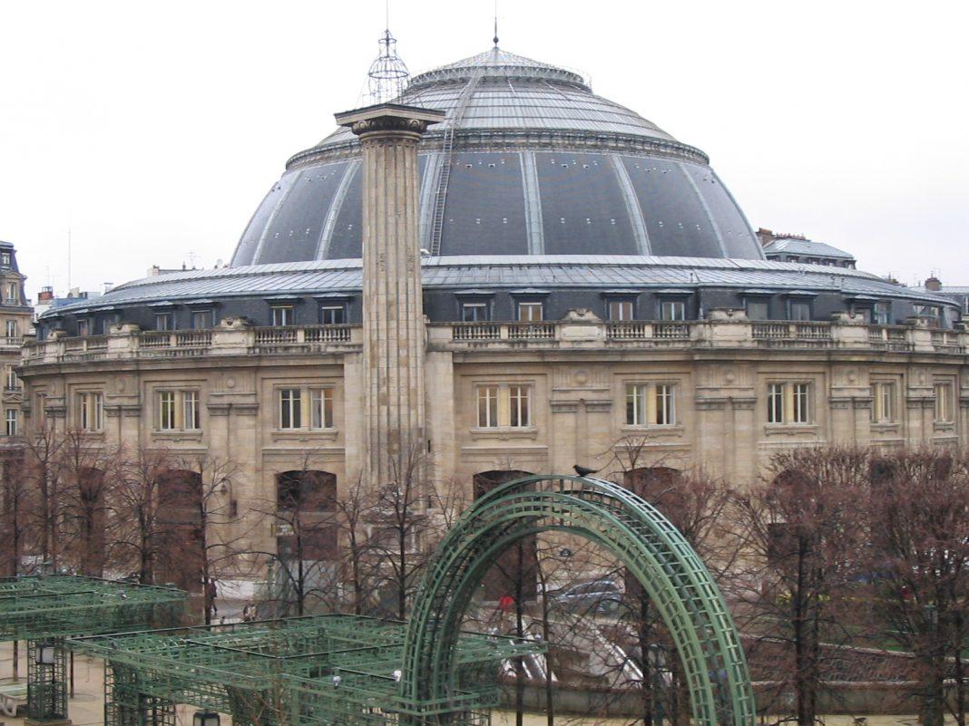 bourse de commerce parigi pinault