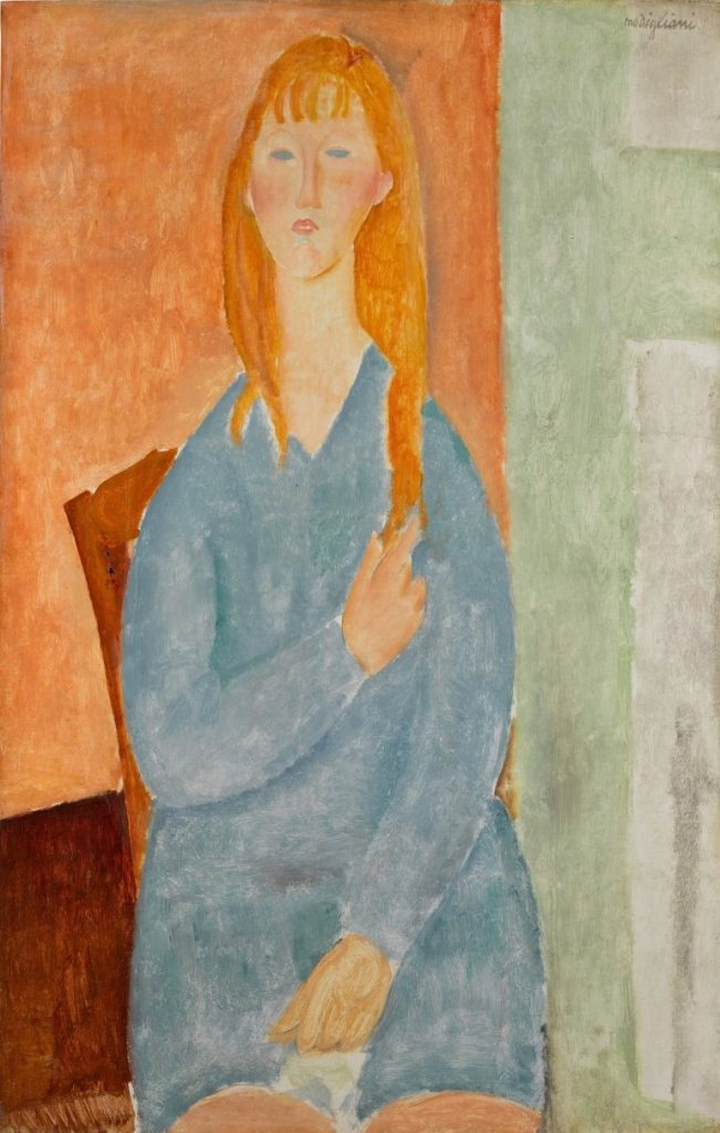 Sotheby's Modigliani