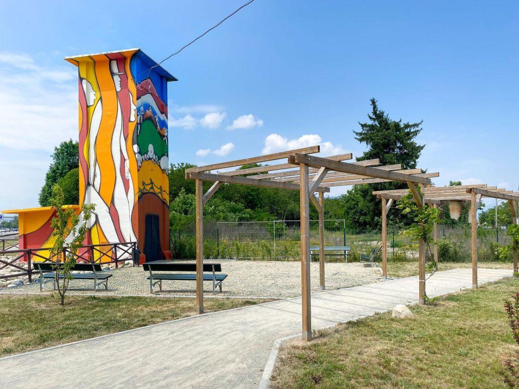 casermette social park