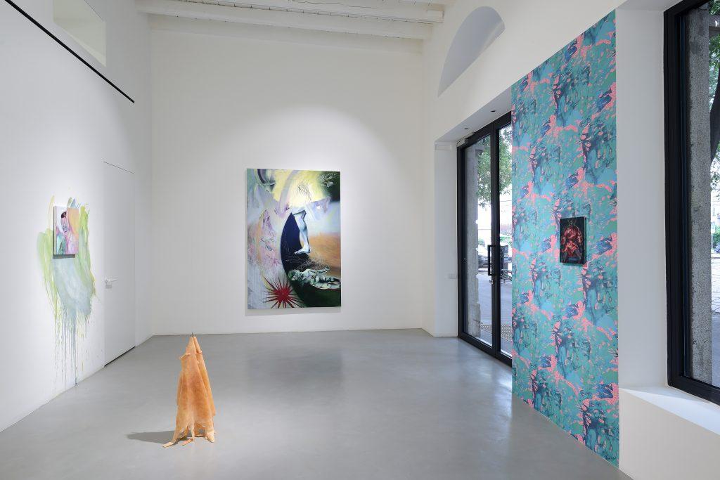galleria poggiali mostra venezia
