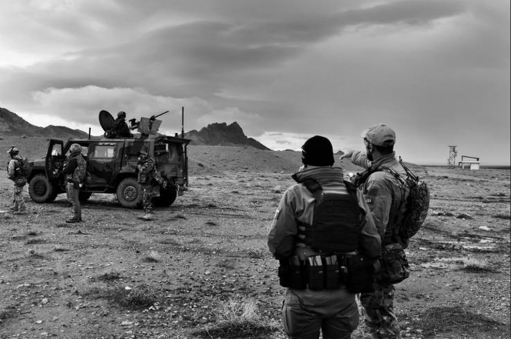 leonardo bellodi Afghanistan