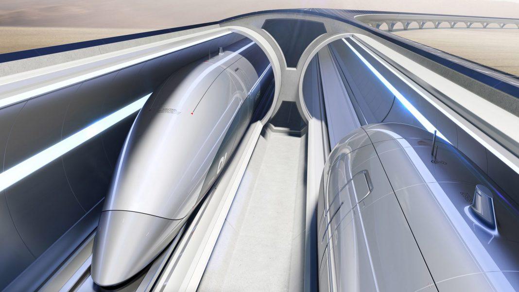 zaha hadid hyperloop italia