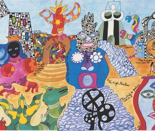 Il luogo dei sogni : Il Giardino dei Tarocchi di Niki de Saint Phalle