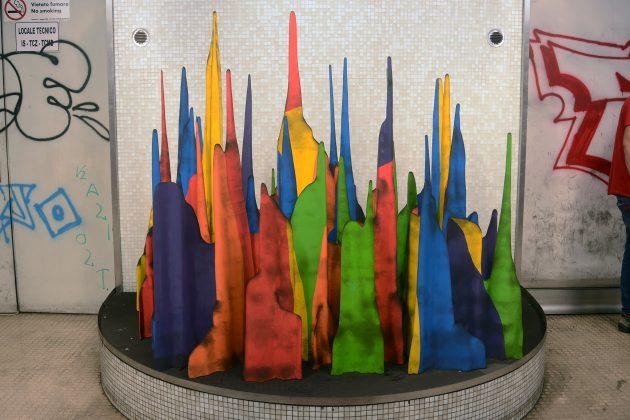 arte contemporanea metropolitana napoli