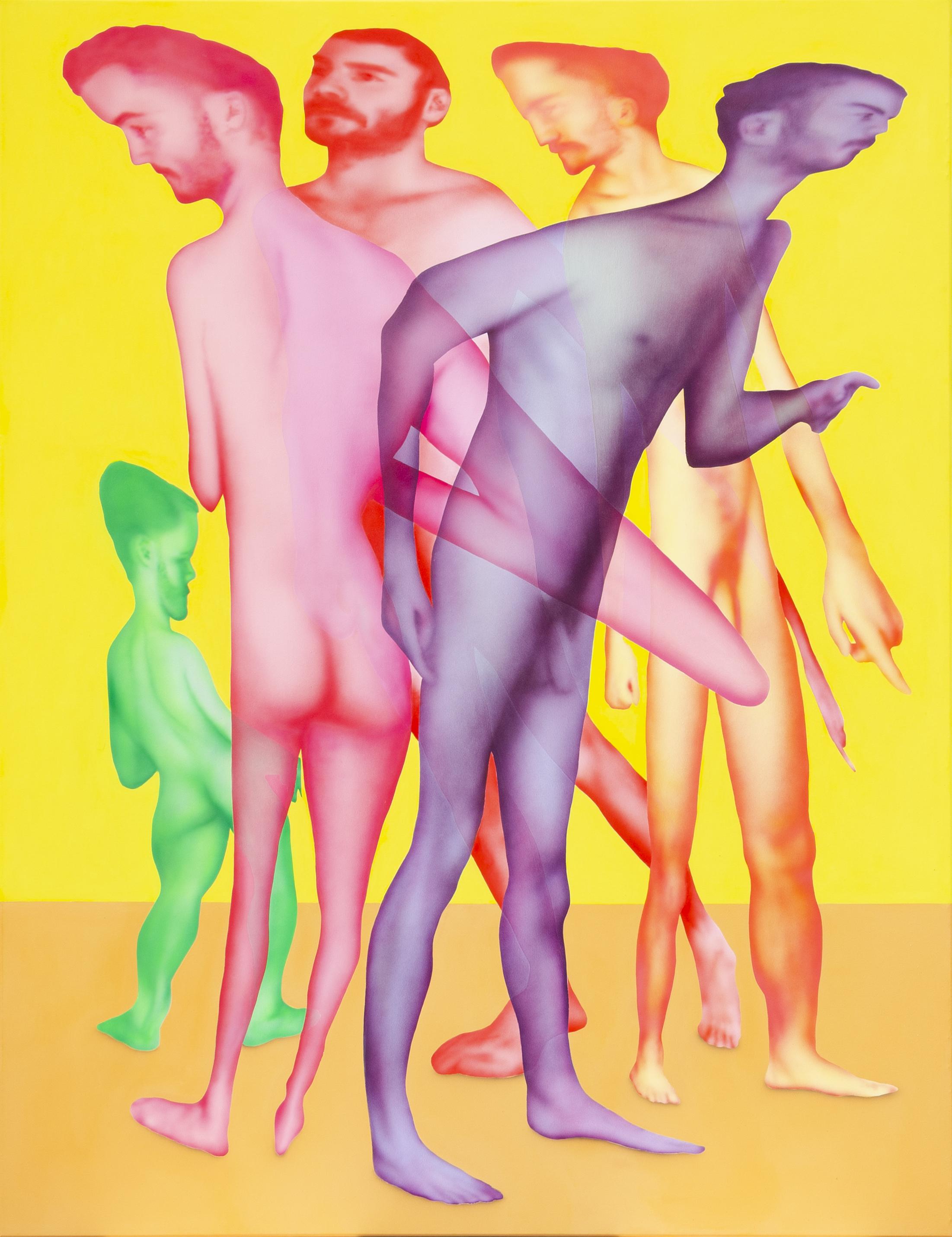 Gabriele Ermini (Courtesy: Rizzuto Gallery)