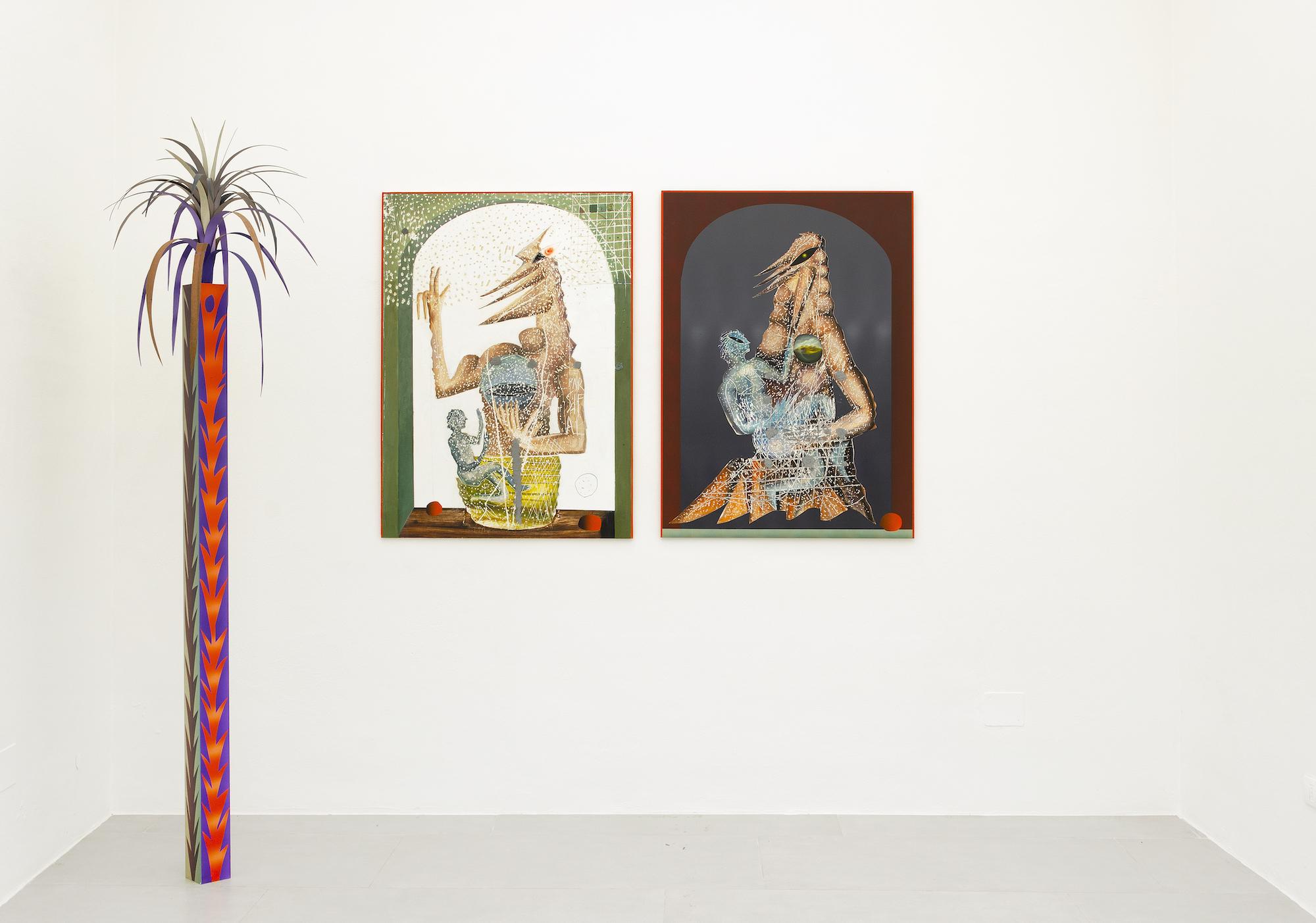 Mattia Barbieri (Courtesy: Rizzuto Gallery)