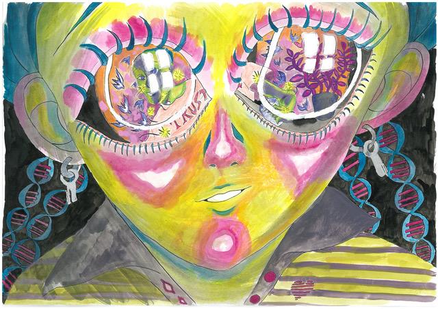 03.Gaia Vincensini, Faith in me, 2020. Courtesy the artist, Gaudel de Stampa, Paris e Martina Simeti, Milano