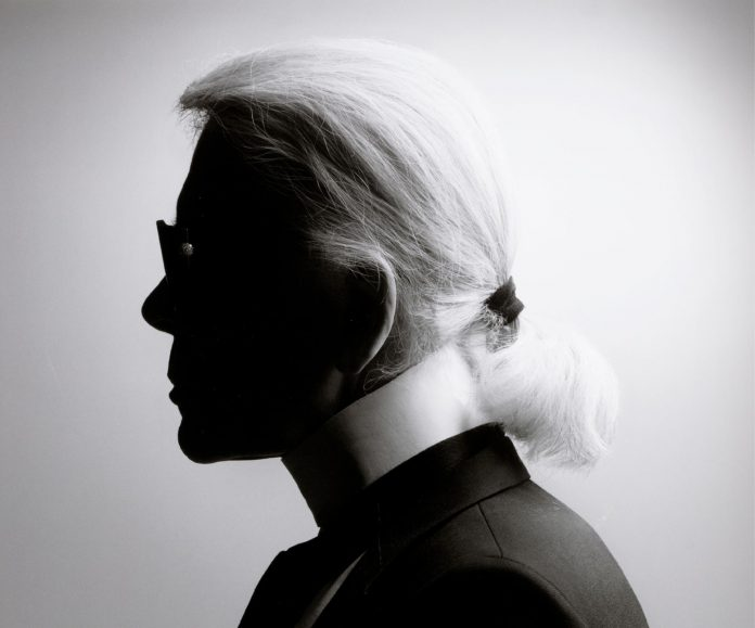 karl lagerfeld sotheby's