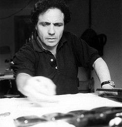 Cesare Berlingeri – Materia