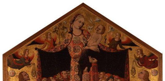 La Vergine cortese