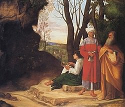 Giorgione – Le maraviglie dell'arte