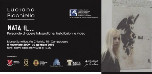 Luciana Picchiello – Nata il…