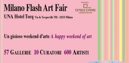 Milano Flash Art Fair