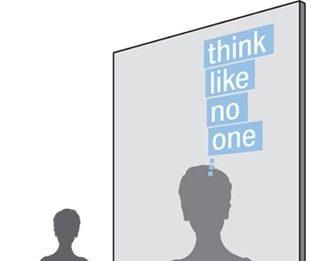 Think Like no one