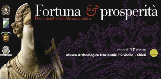 Fortuna e Prosperità. Dee e maghe nell'Abruzzo antico