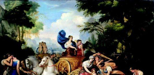 Lattanzio Querena e l'autunno del Neoclassicismo
