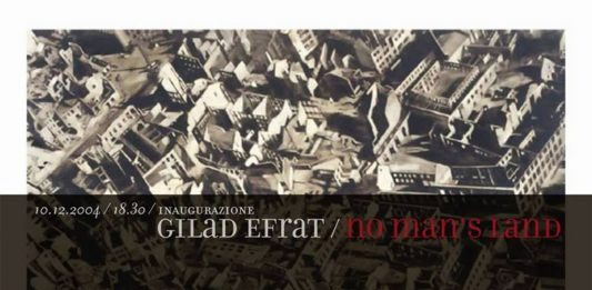 Gilad Efrat – No man's land