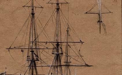 Luca Carlevarijs – Navi e altri disegni dalle collezioni del Museo Correr