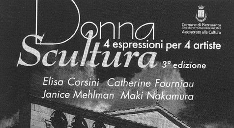 DonnaScultura 2005. 4 Espressioni per 4 Artiste