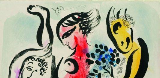 Marc Chagall 1887-1985. Segni e colori