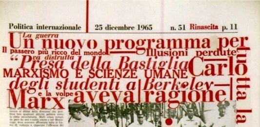 Nanni Balestrini – Con gli occhi del linguaggio (1961-2006)