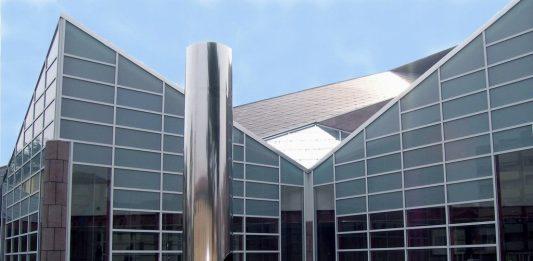 Inaugurazione della scultura Cerchia il cielo