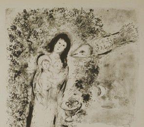Marc Chagall / Joan Miró – Magia, grafia, colore