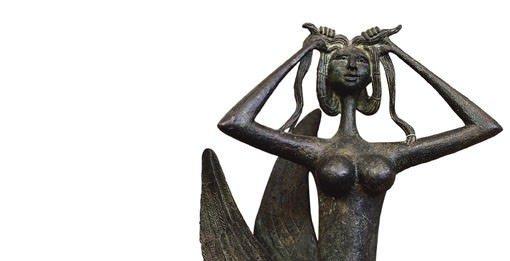 Mascherini e la scultura del '900