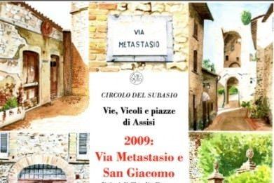 Claudio Fronza – Vie. Vicoli e piazze di Assisi