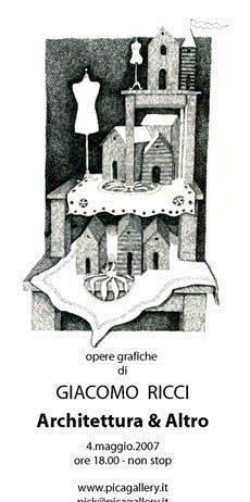Giacomo Ricci – Architettura e altro