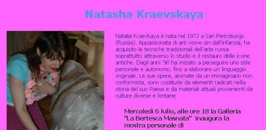 Natasha Kraevskaya