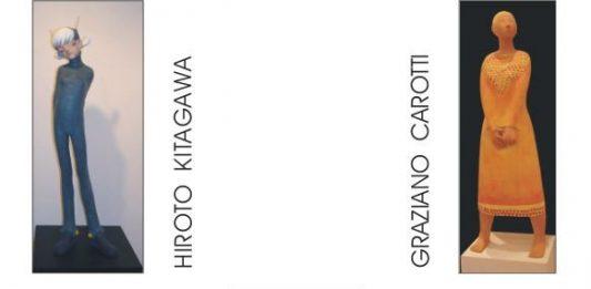 Graziano Carotti / Hiroto Kitagawa – Sculture