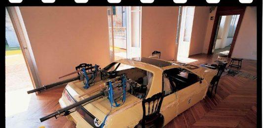 Drive. Automobili nell'arte contemporanea