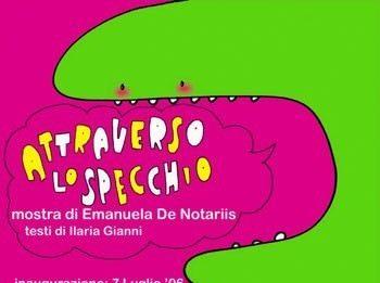Emanuela De Notaris – Attraverso lo specchio
