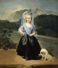 Goya e la tradizione italiana