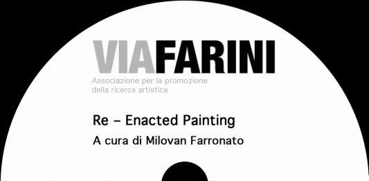 Re-Enacted Painting