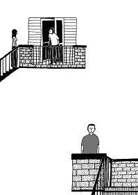 Giacomo Monti – Vicini di casa