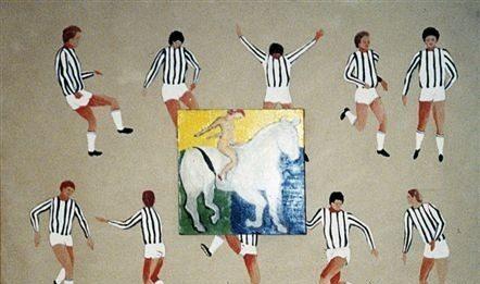 Juventus. 110 anni ad opera d'arte