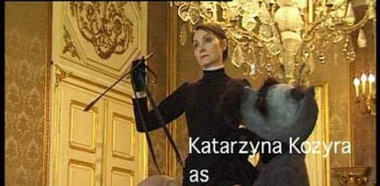 Katarzyna Kozyra – Teatro di cane. Lou Salomé a Roma