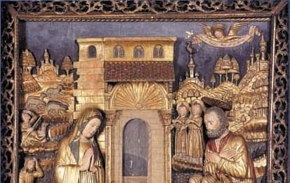Maestri della scultura in legno nel Ducato degli Sforza