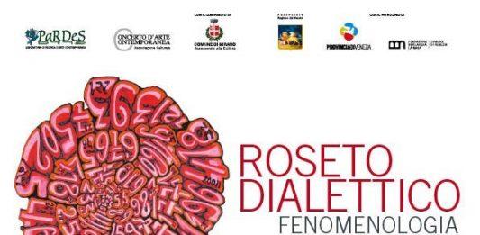 Roseto dialettico. Fenomenologia di un fiore