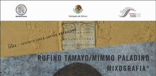 Rufino Tamayo / Mimmo Paladino – Mixografía®