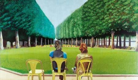 The Painting of Modern Life / Dipingere la vita moderna