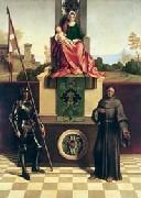 Giorgione – Il ritorno della Pala