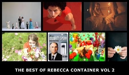 The best of  Rebecca Container Vol.2