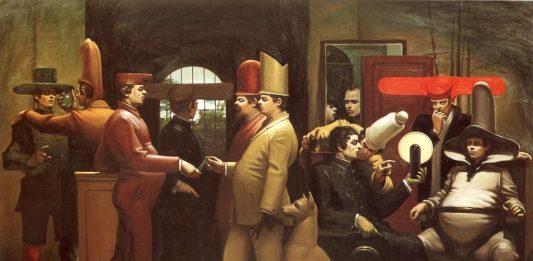 Arte italiana 1968–2007 Pittura