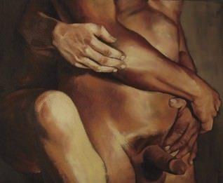 Antonella Parisotto – Nudo maschio