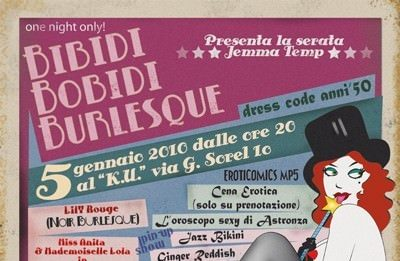 Bibibi Bobidi Burlesque