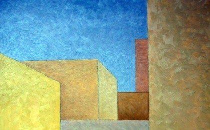 Mario D'Amico – Geometrie silenziose